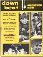 Downbeat March 19, 1970