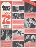 Downbeat Annual 1972